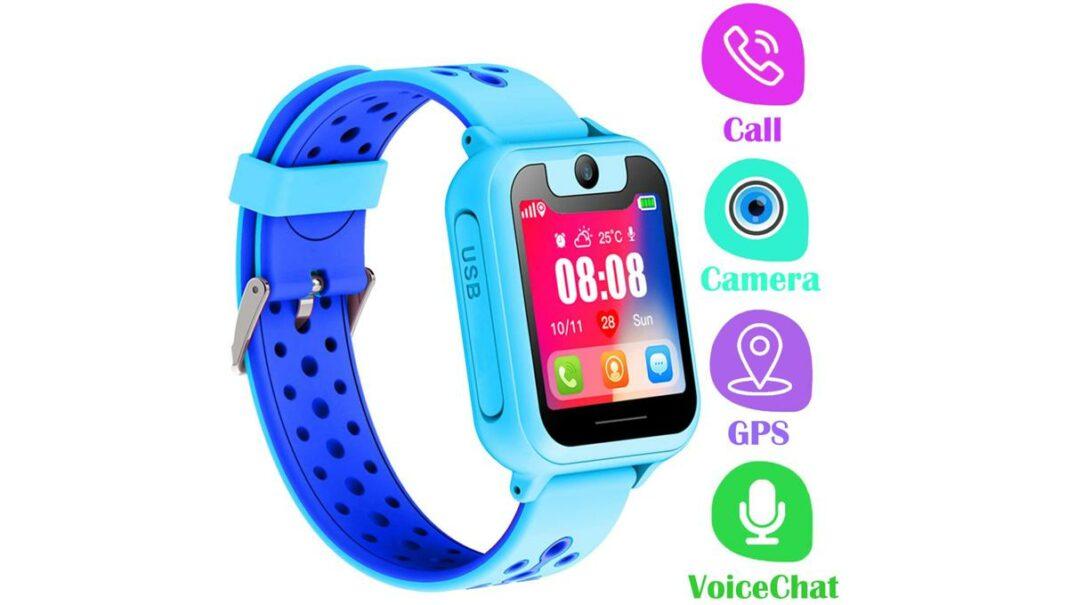 Pthtechus S6 GPS Blue