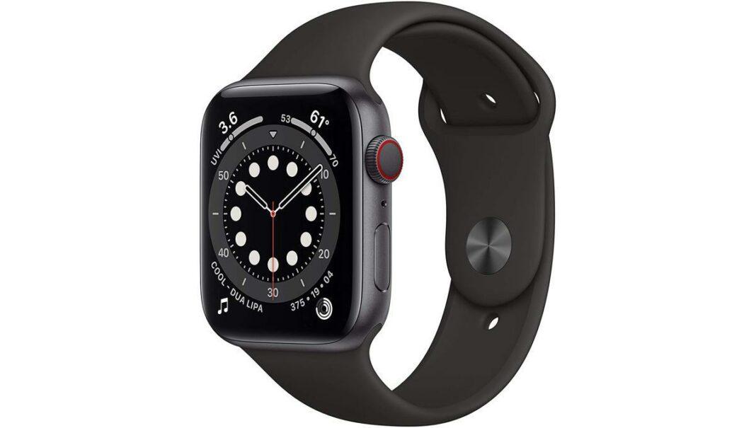 Apple Watch Series 6 (GPS + Cellular, 44 mm)