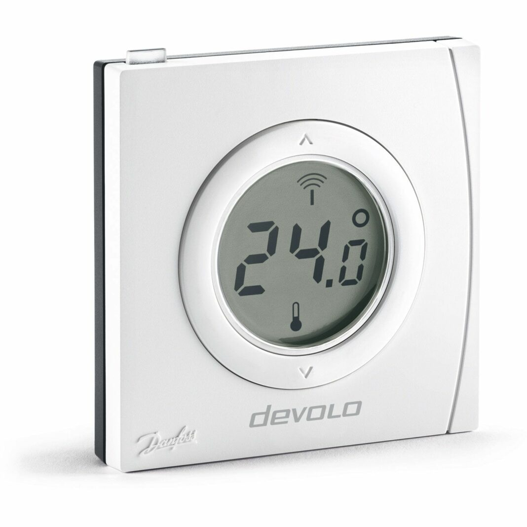 devolo Home Control 9517 thermostat d'ambiance connecté