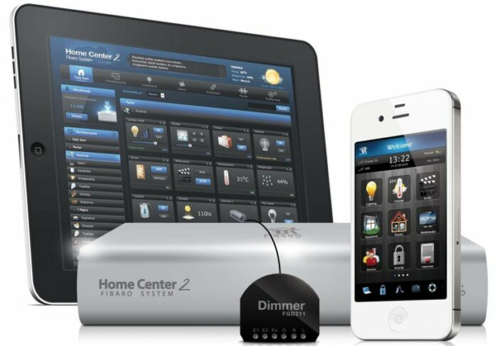 Box domotique connectée Home-Center2 Fibaro