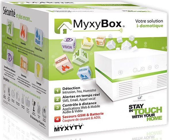 box domotique connectée