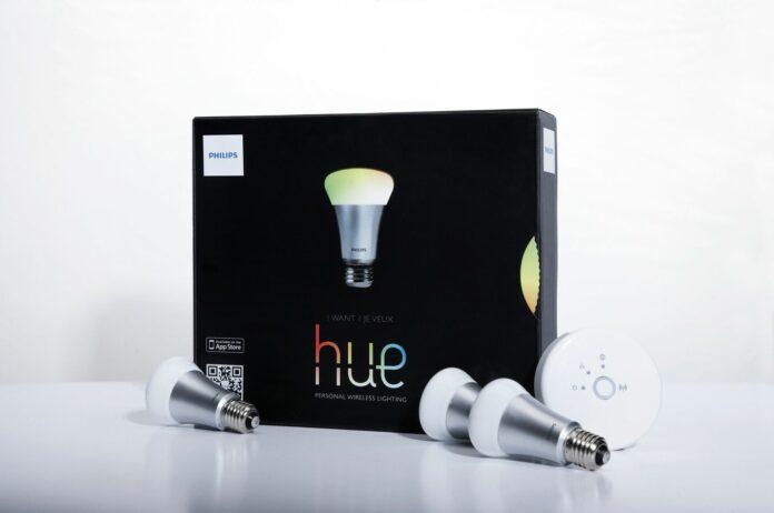 Ampoules connectées Philips Hue