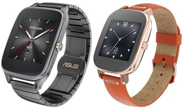 montre-connectée-ASUS-ZenWatch-2-‏WI502Q