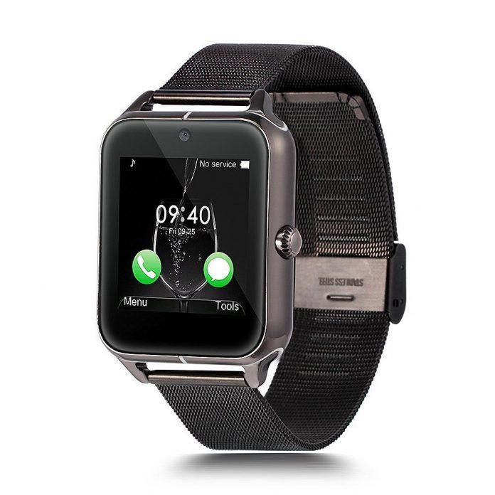 Lencise New L1, une Smartwatch en acier inoxydable