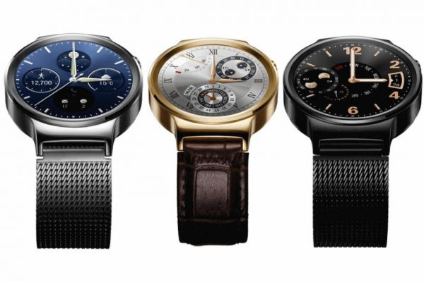 Huawei W1 montre intelligente