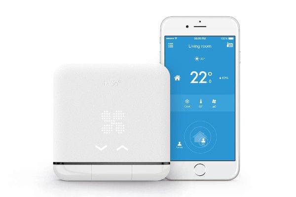 Thermostat connecté sans fil TADO AC01-TC-FR 02