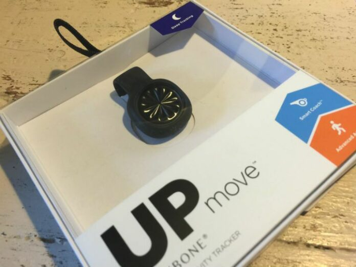 bracelet connecté Jawbone UP MOVE