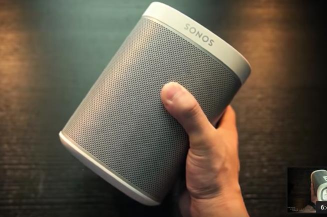 Sonos Play 1 Une enceinte intelligente, compacte avec un son puissant